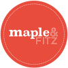 Maple and FITZ Logo