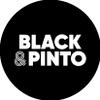 Black & Pinto Logo