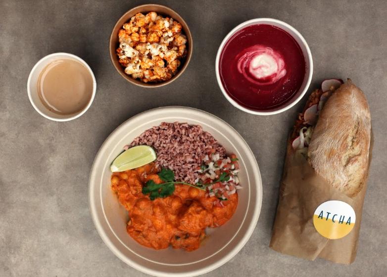Image of Atcha food